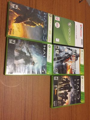 MINT CONDITION 5 Xbox 360 Games $15 each $10 for FIFA 13 for Sale in Denver, CO