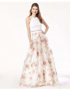 Floral Prom Dress! for Sale in Manor, TX