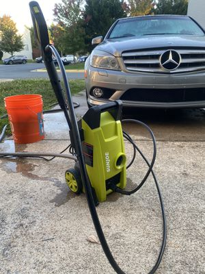 Brand New Pressure Washer 1450 electric psi for Sale in Alexandria, VA
