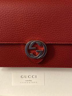 Gucci interlocking Wallet On Chain for Sale in San Diego,  CA