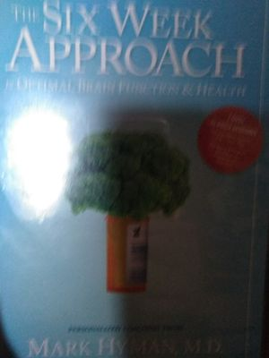 Six week approach optimal brain function and health for Sale in Fond du Lac, WI