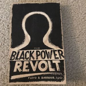 The Black Power Revolt by Floyd B. Barbour - paperback 1968 for Sale in Waukesha, WI