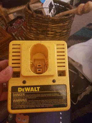 DeWalt battery charger for Sale in Harrisonburg, VA