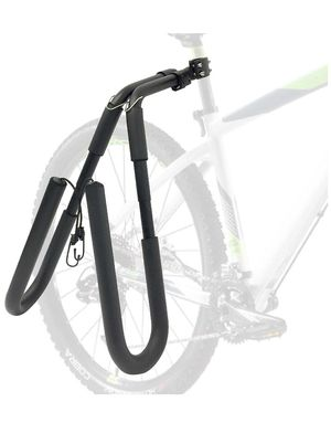 EasyGo Surfboard Rack-Surf Holder – Bike Board Carrier-Guaranteed Best Value-Fits 27.2mm and Larger Seat Posts for Sale in Santa Fe Springs, CA