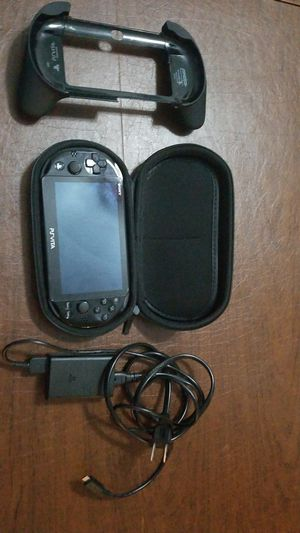 PS Vita excellent condition ,extra case , glass screen for Sale for sale  New York, NY