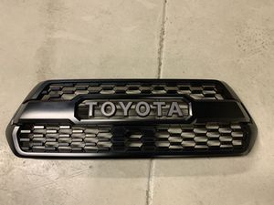 Toyota Tacoma TRD Pro grill 2016 and up for Sale in Torrance, CA