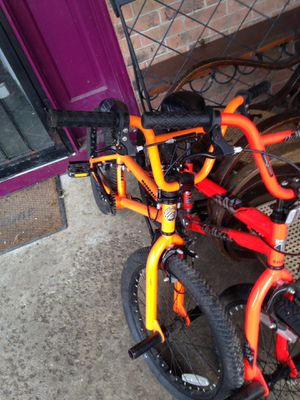 2 BMX Bikes bicycle bike for Sale in Columbus, OH