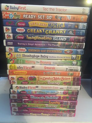 Kids DVDs for Sale in Fresno, CA