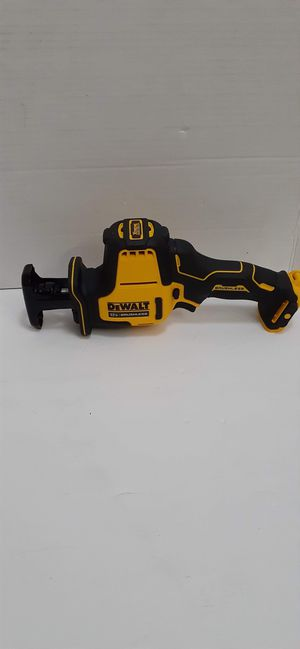 DEWALT XTREME 12V MAX Brushless One-Handed Cordless Reciprocating Saw (Tool Only) Brand new nuevo for Sale in San Bernardino, CA