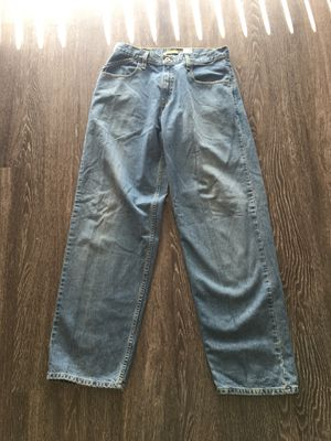 Levi's Silvertab baggy fit jeans size 31X34 for Sale in Arlington, VA