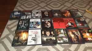 Horror movies for Sale in Norfolk, VA