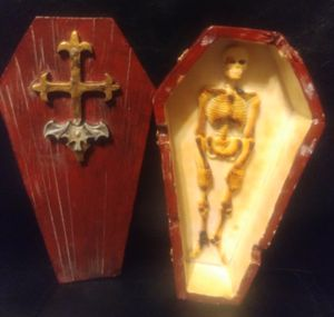 Coffin ashtray for Sale in Amherst, VA