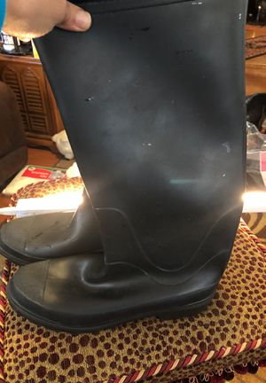 Rain boots for men for Sale in Worcester, MA