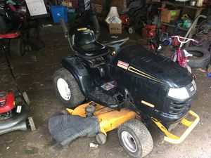 craftsman professional riding tractor 54 inch deck for Sale in Wampum, PA