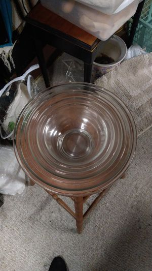 Vintage Pyrex stacking bowls for Sale in Paramount, CA
