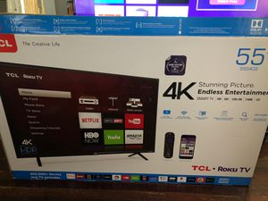 TCL Roku Tv for Sale in Fort Myers, FL