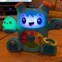 Fisher Price Dance And Groove Rockit Moving Toy for Sale in Miami,  FL