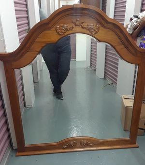 Vintage Stanley furniture French Regency mirror for Sale in Las Vegas, NV