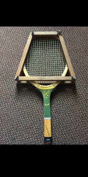 VINTAGE TENNIS RACQUET for Sale in Raleigh, NC