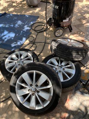 Volkswagen 16' rims for Sale in Las Vegas, NV
