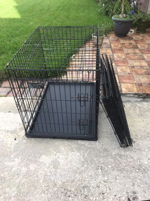 2 dog crate for Sale in Orlando, FL