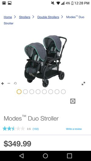 Graco double stroller for Sale in San Diego, CA