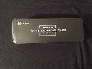 Hair Straightening Brush for Sale in Airmont, NY