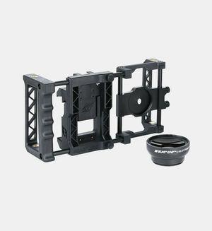 HUGE Beastgrip Pro Bundle (Wide angle Lens + 3X Telephoto Lens) with Camera Bag for Sale in Fort Lauderdale, FL