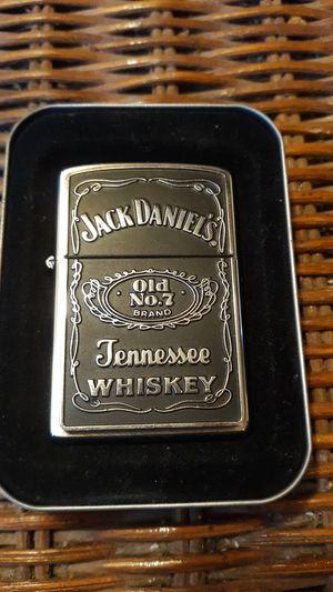 Jack Daniel's Zippo brand lighter for Sale in Oswego, IL