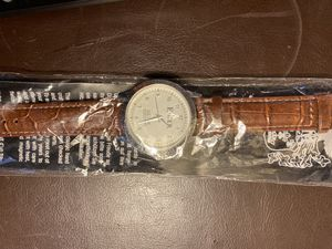 Brand new Eiger watch silver edition for Sale in Henderson, NV