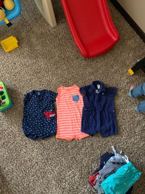 Infant clothes for Sale in Dickinson, ND