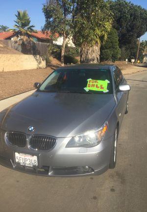04 545I BMW for Sale in Vista, CA