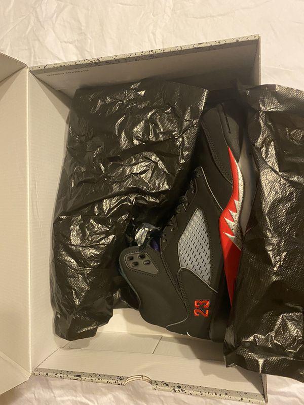 Nike Air Jordan 5 Retro Top 3 (2020) Authentic Mens New Size 8.5