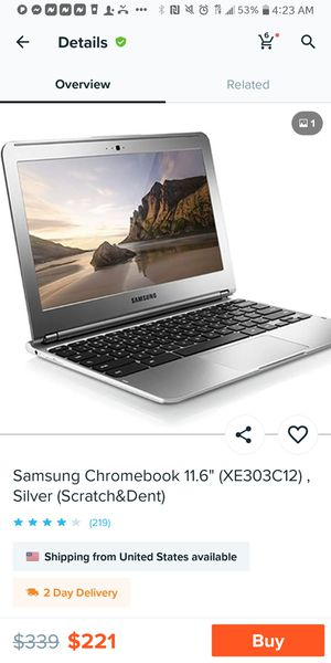 Brand new Samsung Chromebook for Sale in Torrance, CA