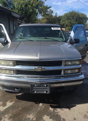 99 Chevy suburban parts for Sale in Dallas, TX