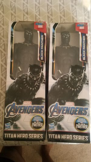 Action Figure- Black Panther for Sale in Houston, TX