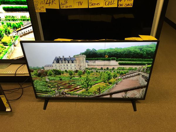 $139 New sale price! Insignia 50 inch HDTV-LED 4K Smart TV Fire Edition NS–50DF711SE21
