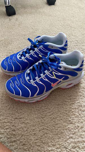Nike air max plus tn hyper blue for Sale in Washington, DC