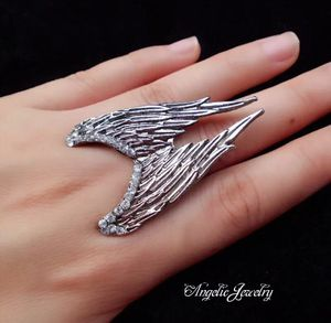 Angel Wings Adjustable Ring for Sale in Frederick, MD