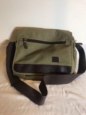 Vintage Classic Shoulder Messenger Bag Olive Green for Sale in Cheney, WA