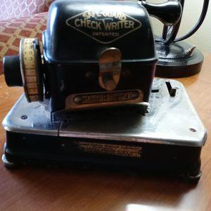 Model-R Checkwriter for Sale in Oklahoma City, OK
