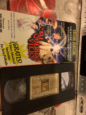 Vicente Fernandez VHS movies for Sale in South El Monte, CA