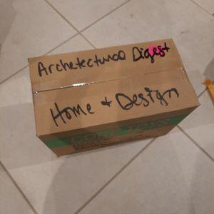 Box Of Home Design Magazines for Sale in Bonita Springs, FL