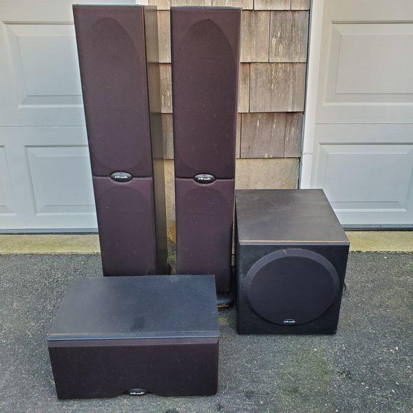Polk Audio Speaker System