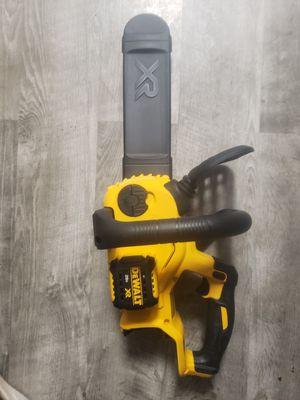 New 20v dewalt xr chainsaw for Sale in Auburn, WA