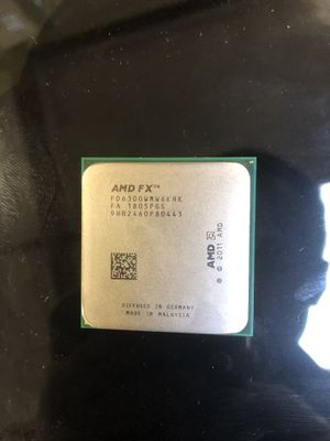 CPU amd fx 6300 for Sale in Portland, OR
