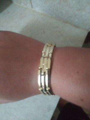 Metal bracelet for Sale in Hideaway, TX
