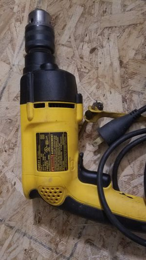 Dewalt 1/2 VSR Hammer Drill Model DW511 for Sale in Perris, CA
