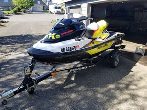 2015 WakePro 215 SeaDoo for Sale in Gresham, OR