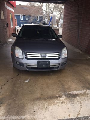 2007 Ford fusion ready to go tinted windows at court playing in and out 200 miles been taken care of up to date on all services nothing wrong ready t for Sale in Cleveland, OH